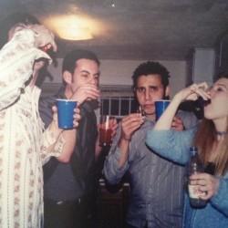 Kevin, Shane, Jon & Eliz Shots